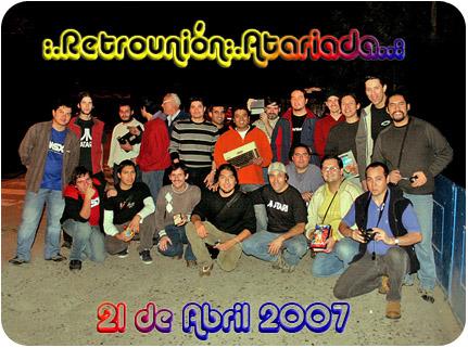 **ATARIADA 2007**